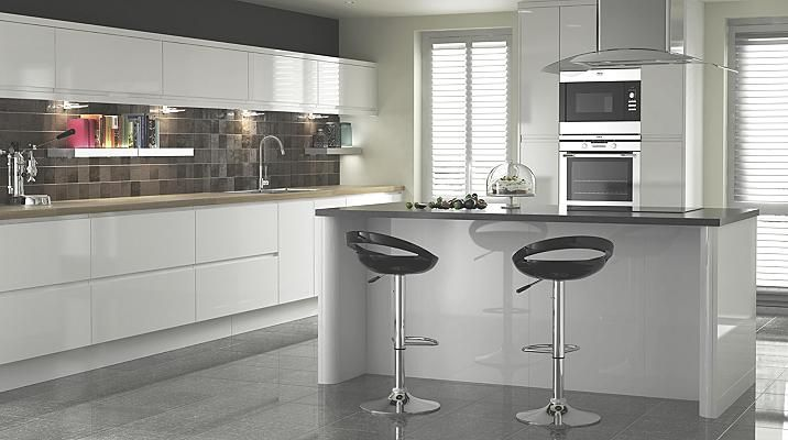 Appleby White, Cooke & Lewis Kitchen Doors & Drawer Fronts
