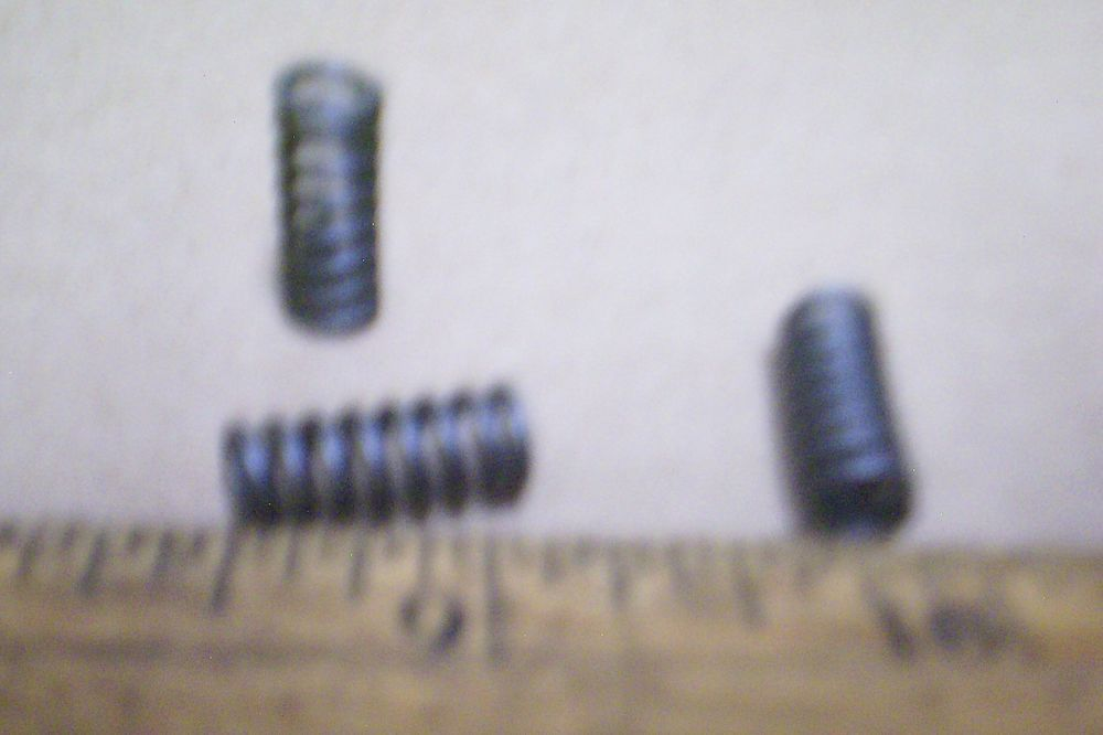 Lot of 3 - Parker-Hannifin Corp - Compression Helical Springs - P/N: 53469 (NOS)…