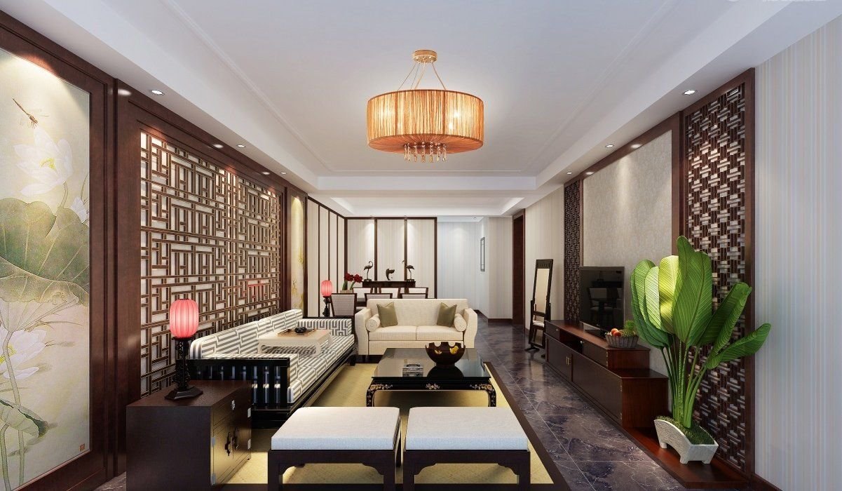 Asian Living Room Furniture Magnificent Chinese Living Room