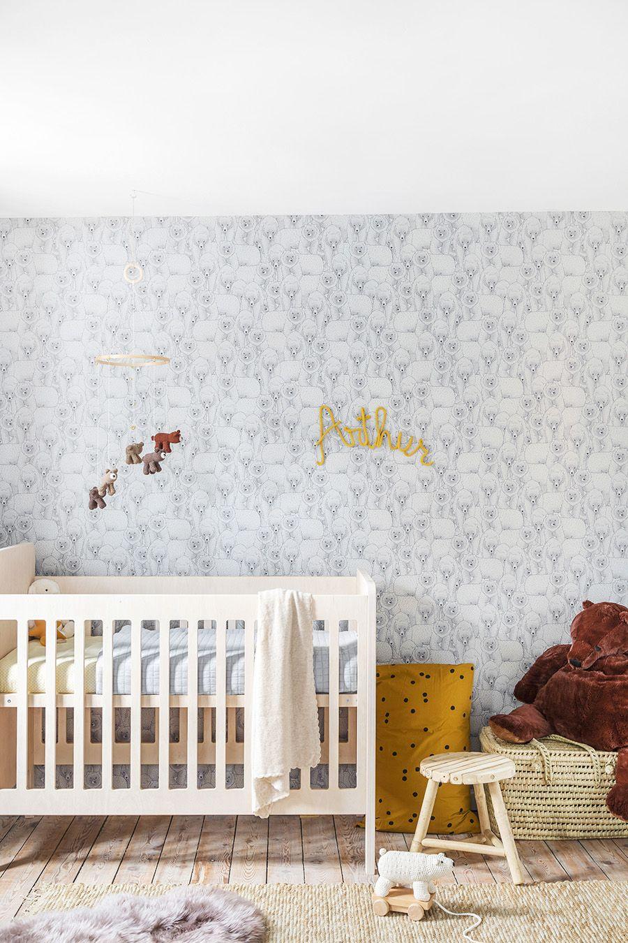 Babykamer Groen Blauw.Babykamer Vol Zelfmakers Ariadne At Home Kinderkamer Groen Blauw