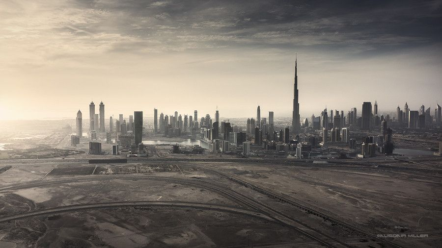 Inspiration || Planet Dubai by Alisdair Miller on 500px