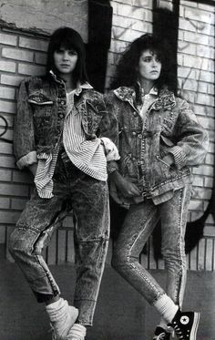 1980s Grunge Fashion Images Galleries