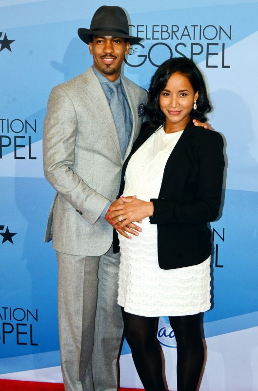 Fonzworth Bentley And Wife Faune Chambers Couples