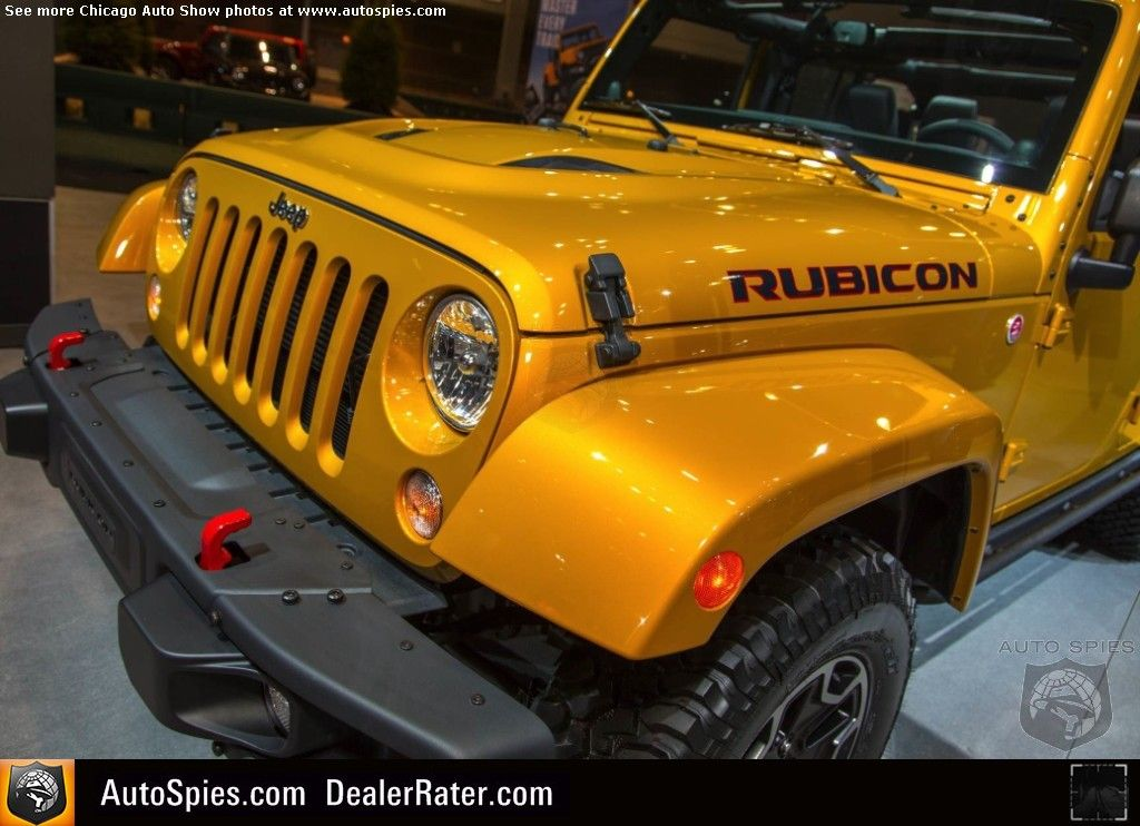 Jeep Dealership Chicago >> Chicago Auto Show First Look At Jeep S Electrifying Amp D 2014