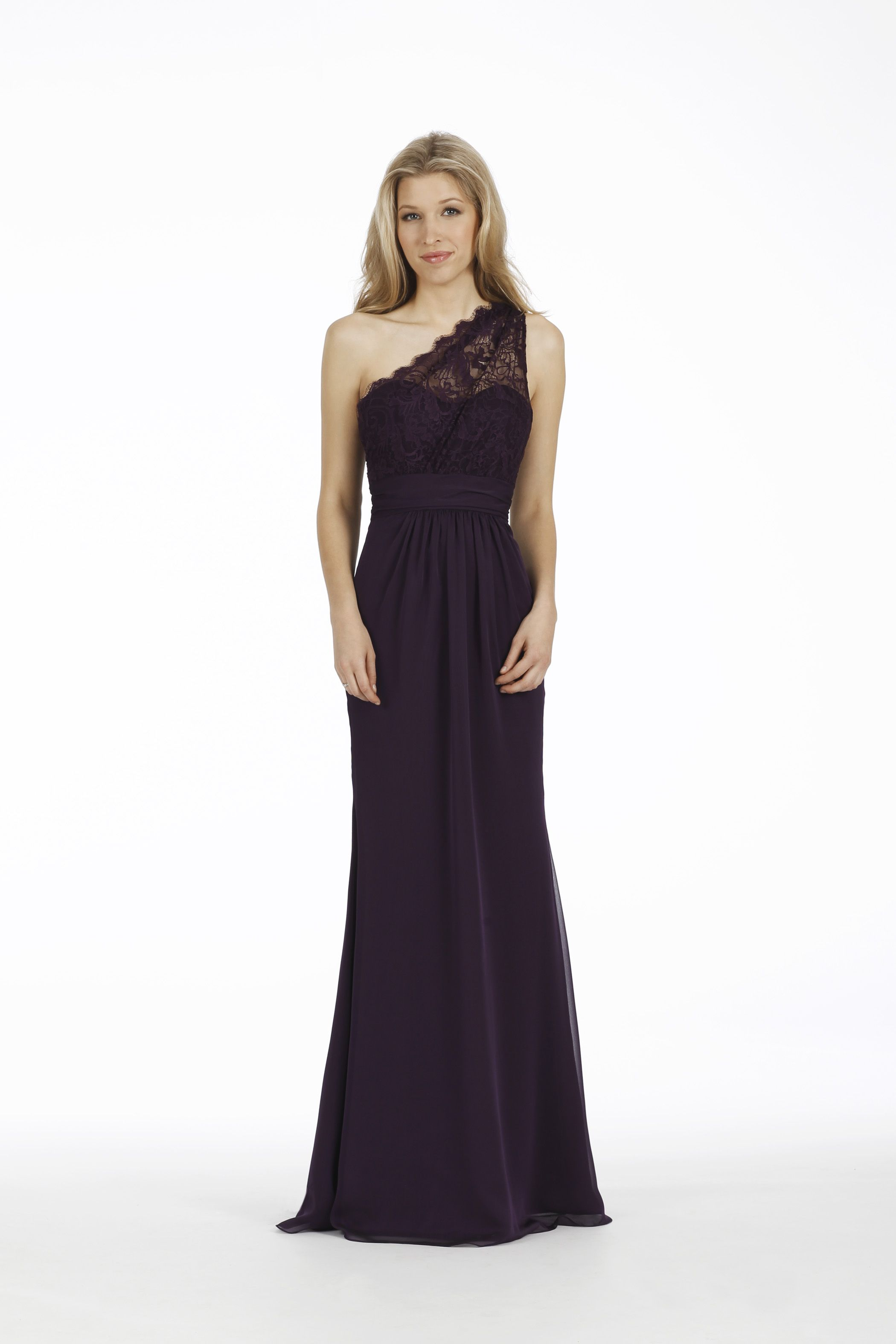 Shop Jim Hjelm Bridesmaid Dress - 5474 in Lace at Weddington Way ...