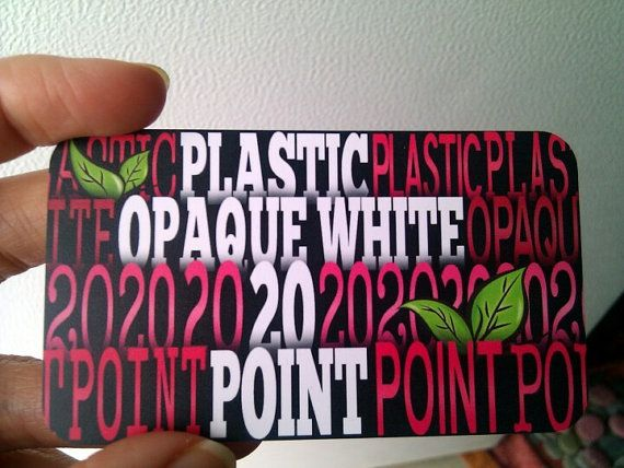 250 white plastic business cards 2 x 35 by shaynamade on etsy 250 white plastic business cards 2 x 35 by shaynamade on etsy reheart Gallery