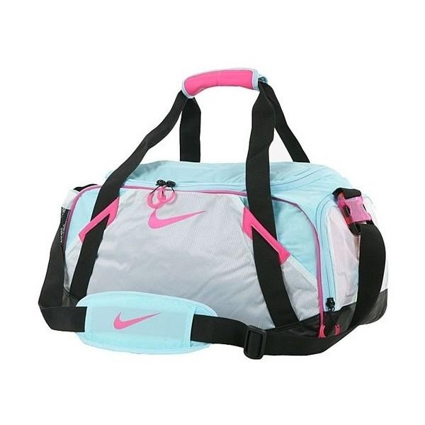 e6469f114d Nike Torba Torebka NIKE VARSITY GIRL MEDIUM BAG BA3155-446 ❤ liked on  Polyvore