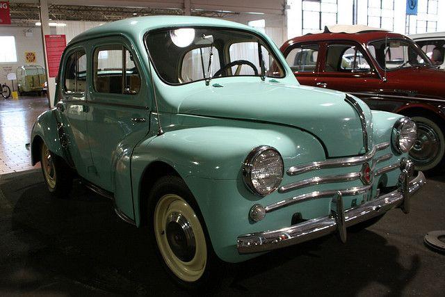 Lane Motor Museum Nashville Tennessee Small Cars Renault Renault 4