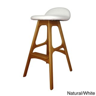 Mid Century Style Bar Stool | Overstock.com Shopping - The Best Deals on Bar Stools