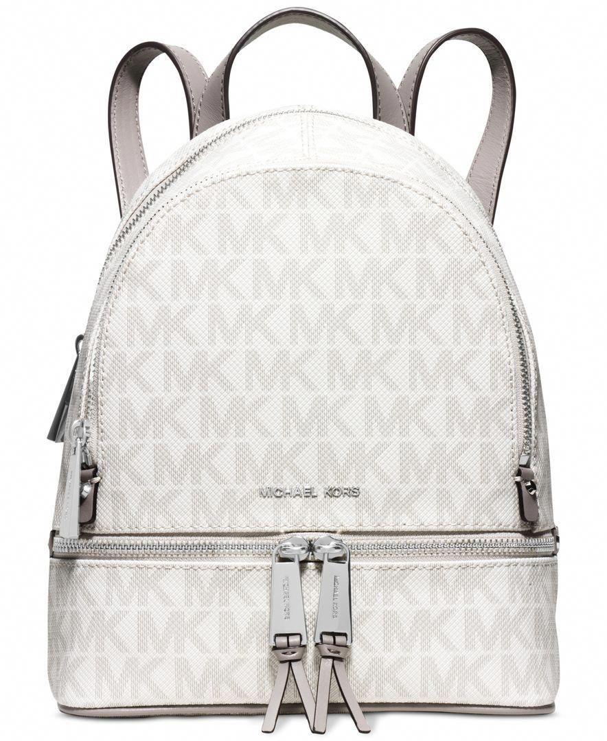 091d391eb048 Michael Michael Kors Rhea Extra Small Backpack #Handbagsmichaelkors ...
