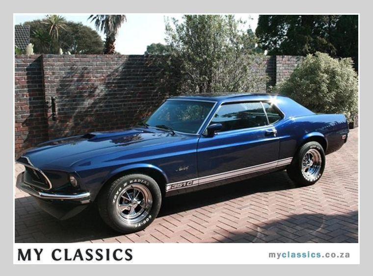 1969 Ford Mustang Ford Mustang Coupe Ford Mustang Ford Mustang Shelby Cobra