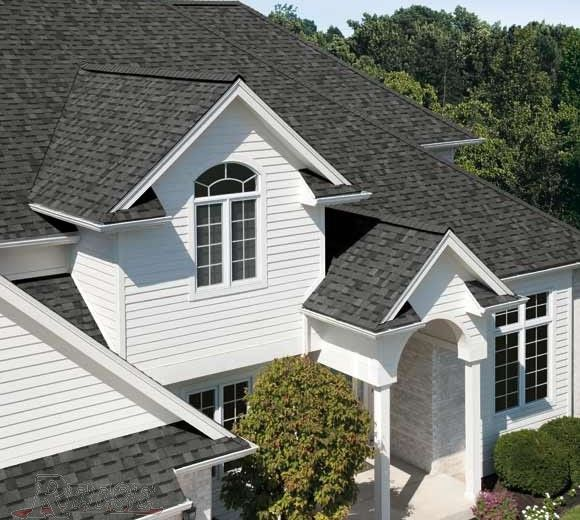 Best Estate Gray Shingles From Owens Corning Architectural 640 x 480