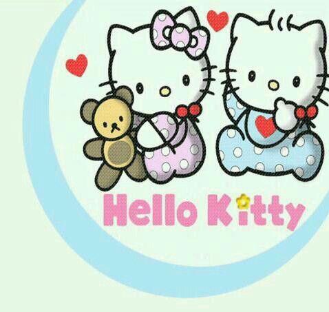 hello kitty | Hello kitty день рождения, Hello kitty обои ...
