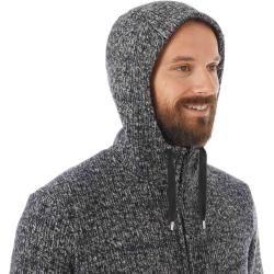 Mammut Chamuera Ml Hooded Jacket men Herren Vliesjacke schwarz L MammutMammut