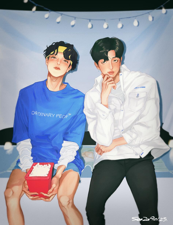 Seo On Twitter Fan Art Bts Fanart Bts Fans