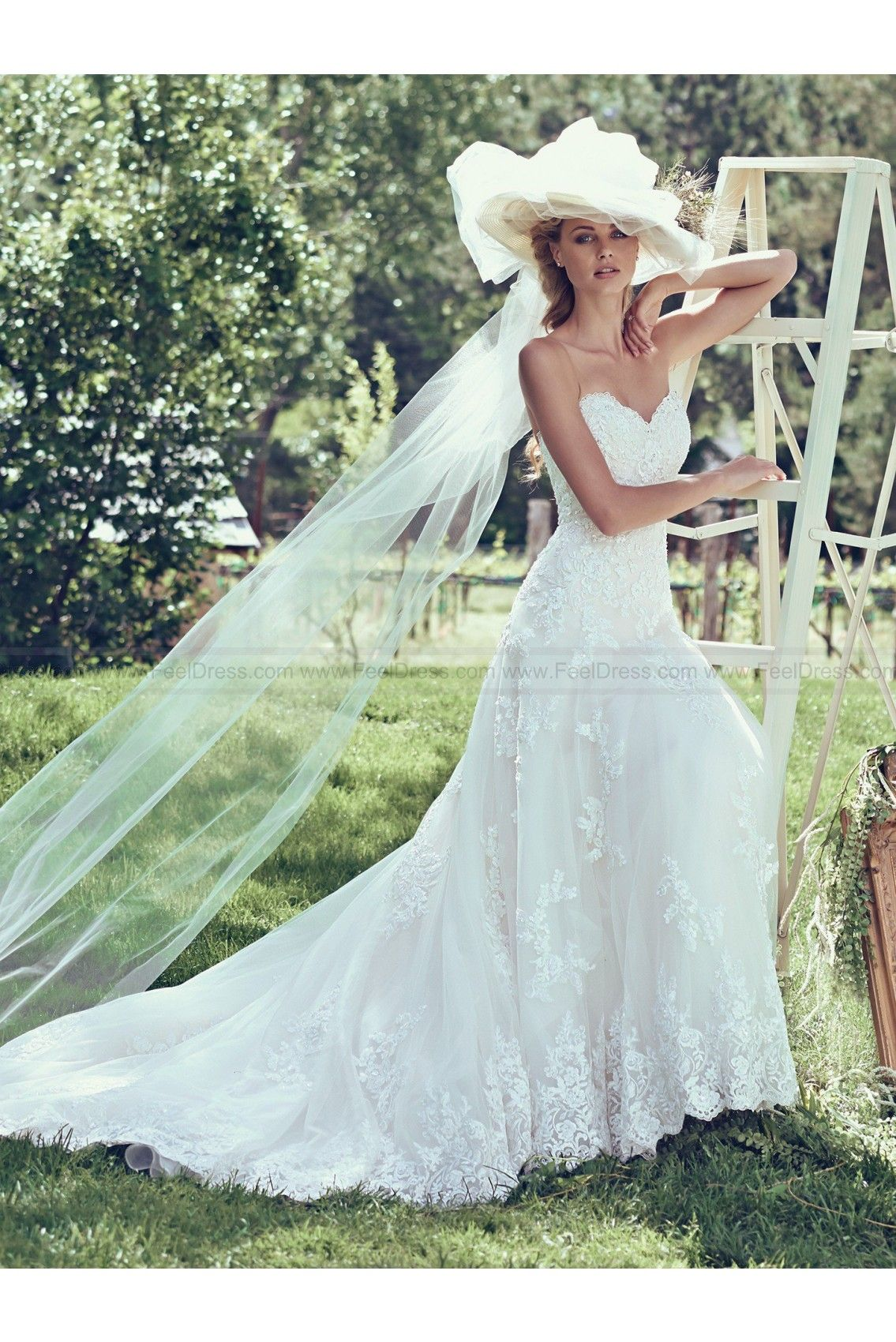 Maggie Sottero Wedding Dresses - Style Laverna 6MT200 | Maggie ...