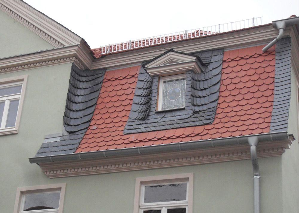 Dachdecker Assmus In Nidda Oberhessen Schiefer Fassade Dammun Dachdecker Assmus Dachdecker Schiefer Fassade Dach