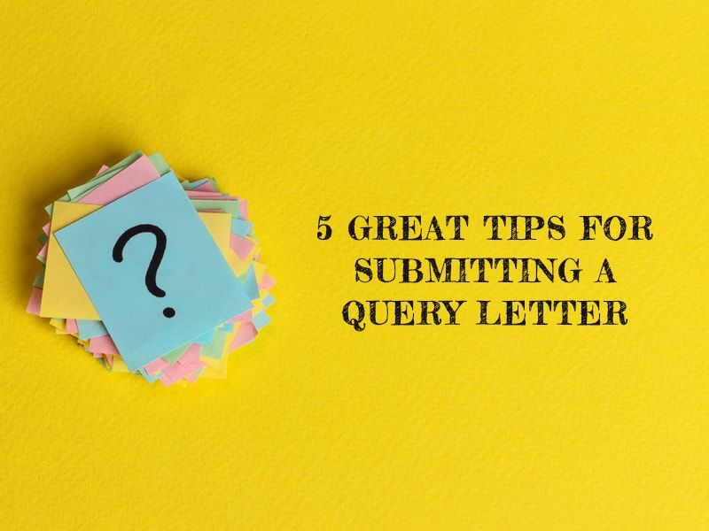 12++ Query letter examples screenplay trends