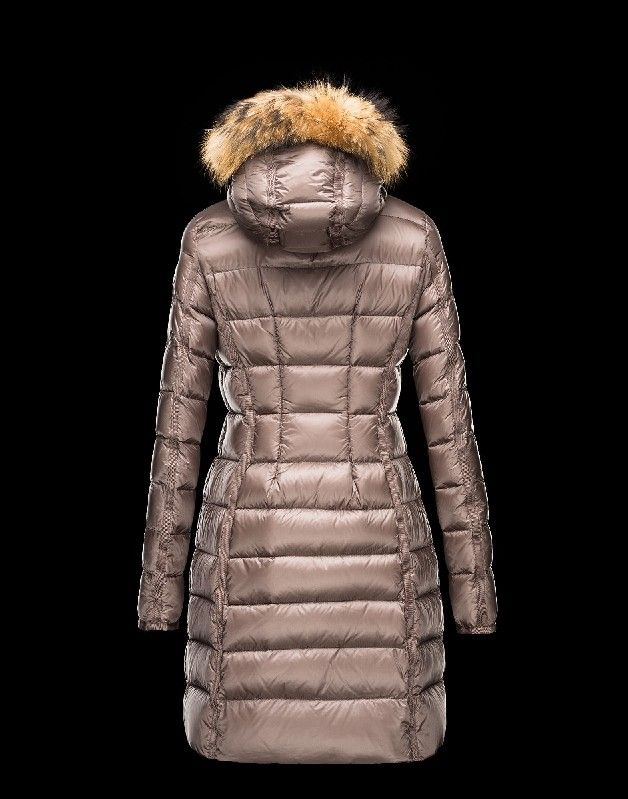 Moncler HERMIFUR in Long outerwear for women: find out the product features  and shop now directly from the Moncler official Online Store.