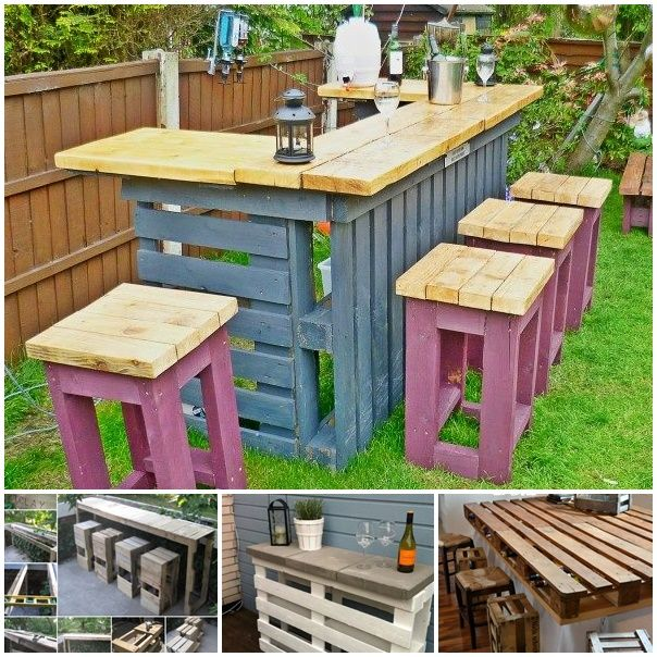Wonderful DIY Pallet Garden Planter Diy pallet furniture Pallet