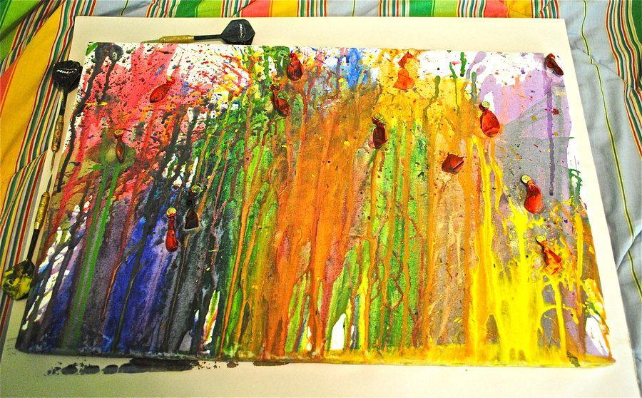 Assignment 02 Proposal Erica Future Cnc Balloon Painting Balloon Art Diy Canvas Art