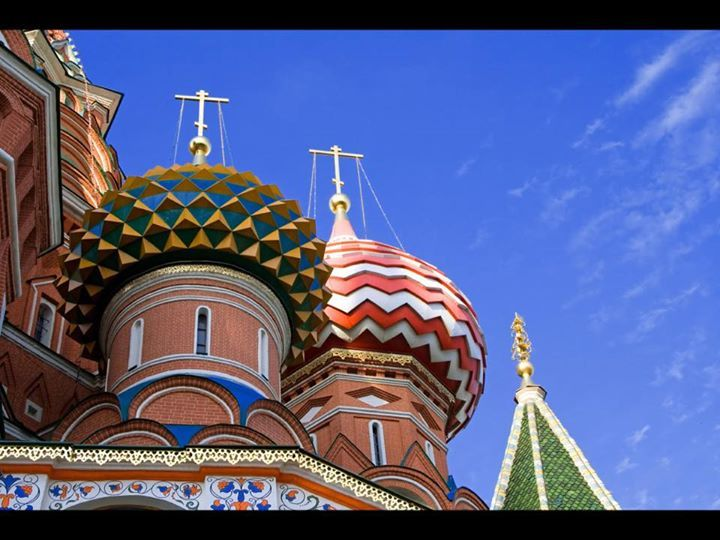 Cathedral of the Intercession of the Most Holy Theotokos on the Moat/St Basil's Cathedral