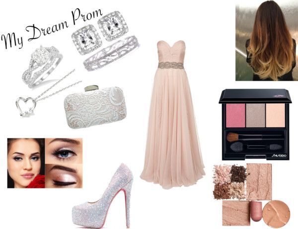 """""""my dream prom"""" by soso-424-22 ❤ liked on Polyvore"""