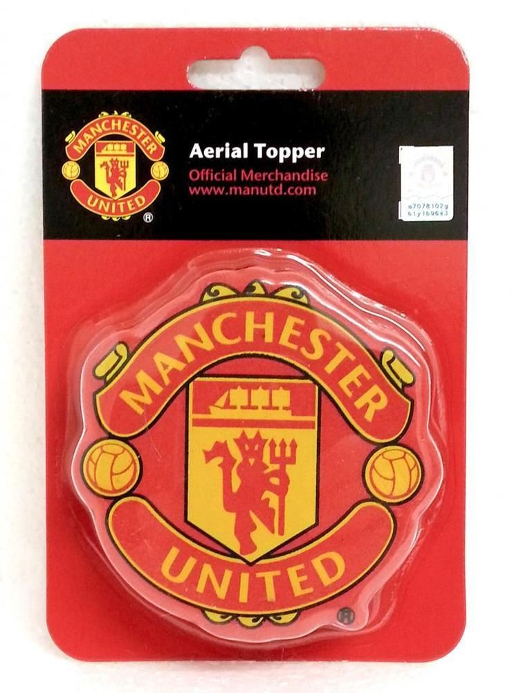Manchester United / Man UTD / Official Car Accessory