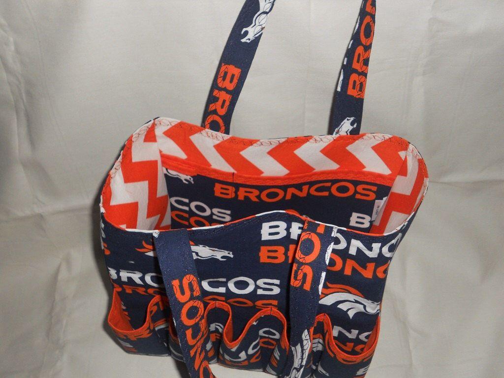 Bingo tote bag nfl print your choice handmade fully