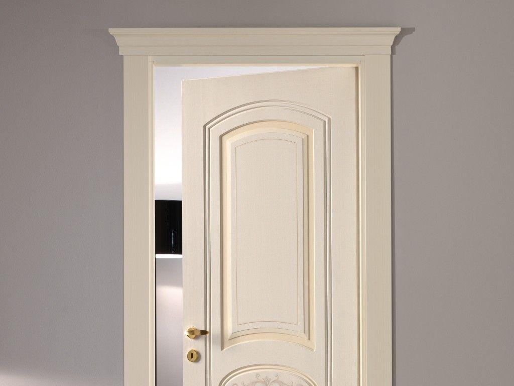 Porta antica per interni in legno porte classiche - Porte classiche per interni ...