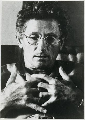 Dr. John C. Lilly (1915-2001) American physician, neuroscientist, psychonaut, writer, and inventor, known for using isolation tanks and psychedelic drugs in reasearching the nature of counsciousness as well as his work with dolphins. He was the inspiration for the fictionalized scientists dramatized in the films Altered States, and The Day of the Dolphin.
