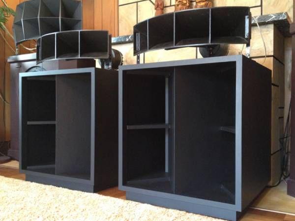 klipsch la scala. Black Bedroom Furniture Sets. Home Design Ideas