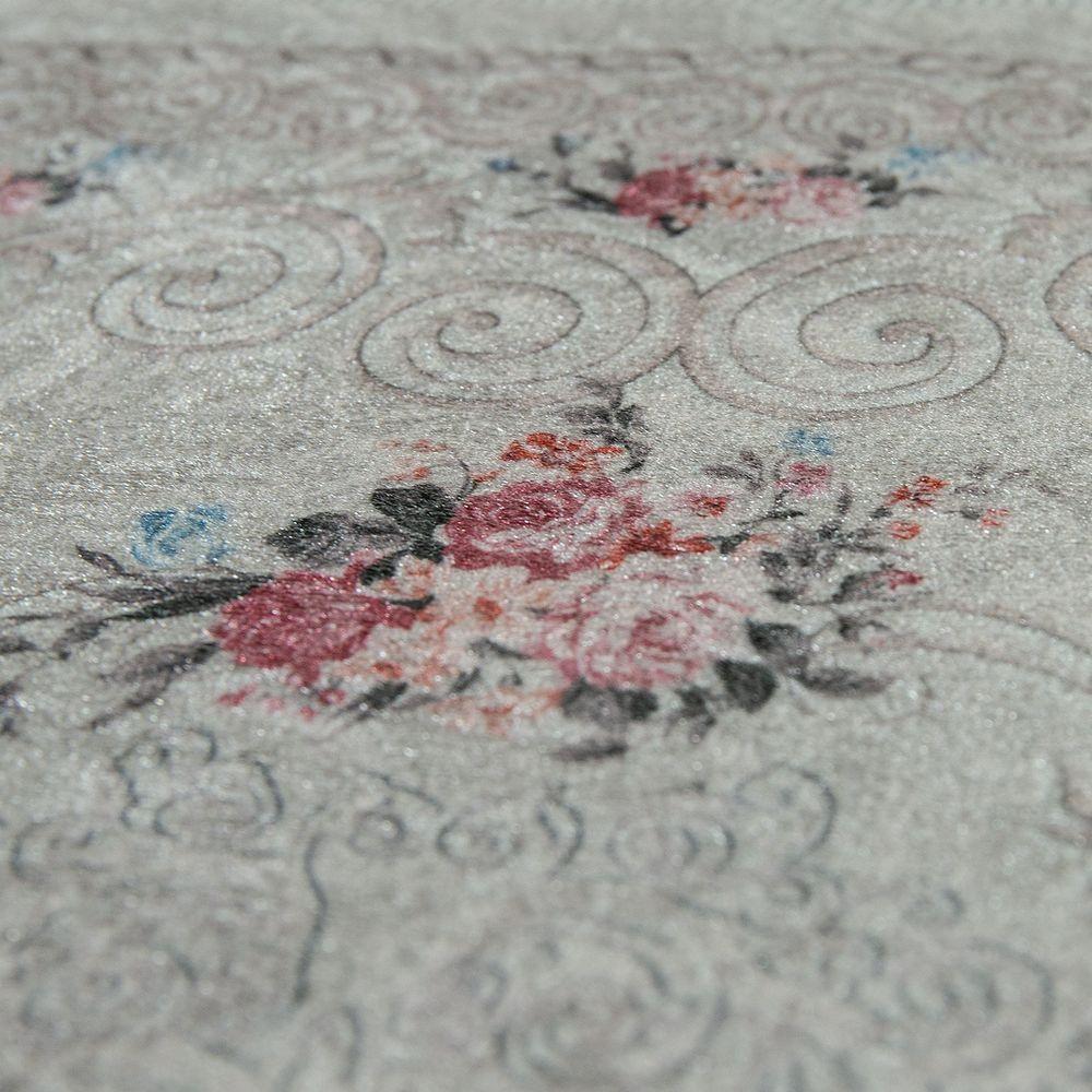 Badezimmer Teppich Set Shaby Chic Creme Badteppich Set Teppich Badezimmerteppich