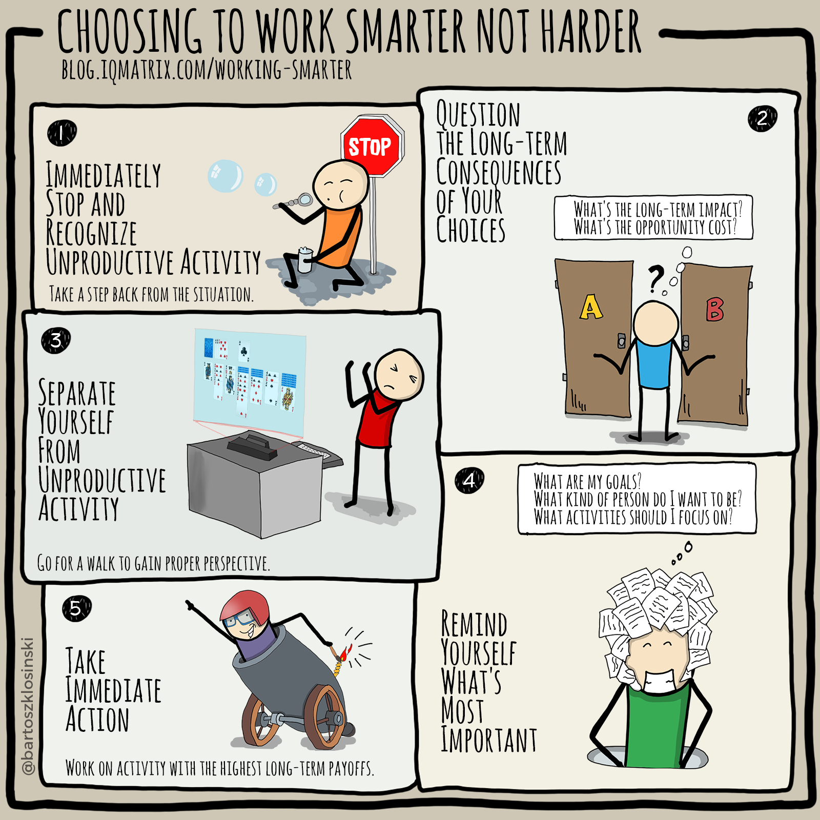 work smarter not harder successful it Continue reading work smarter, not harder: the  mspartner, linkedincom/company/microsoft-partner-network  required to make this methodology successful.