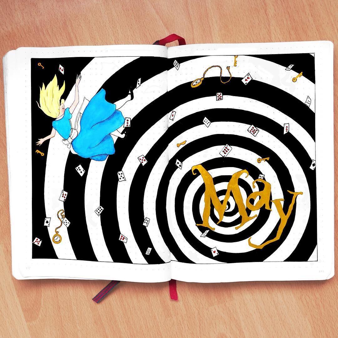 37 Imagination Inspiring Disney Bullet Journal Spreads | My Inner Creative