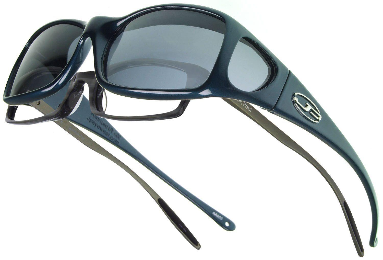 2bb4e13748 Men Golf Clothing - Fitovers Eyewear Aria Sunglasses Neptune Polarvue Gray