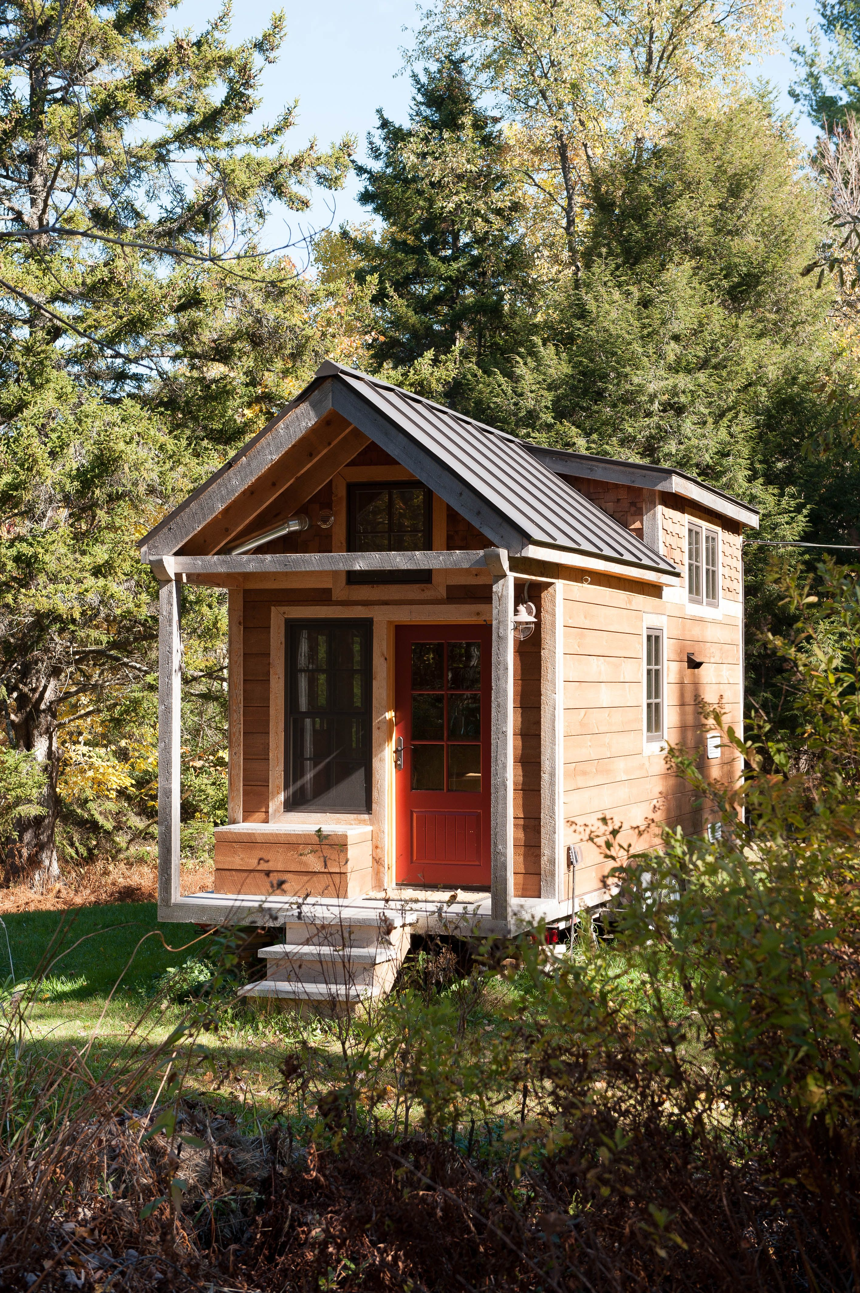 We Were Involved In Designing This Tiny House On Wheels