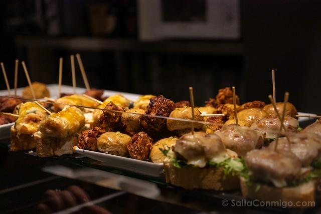 Dónde Comer En Pamplona Restaurantes Y Ruta De Pintxos Pamplona Eat