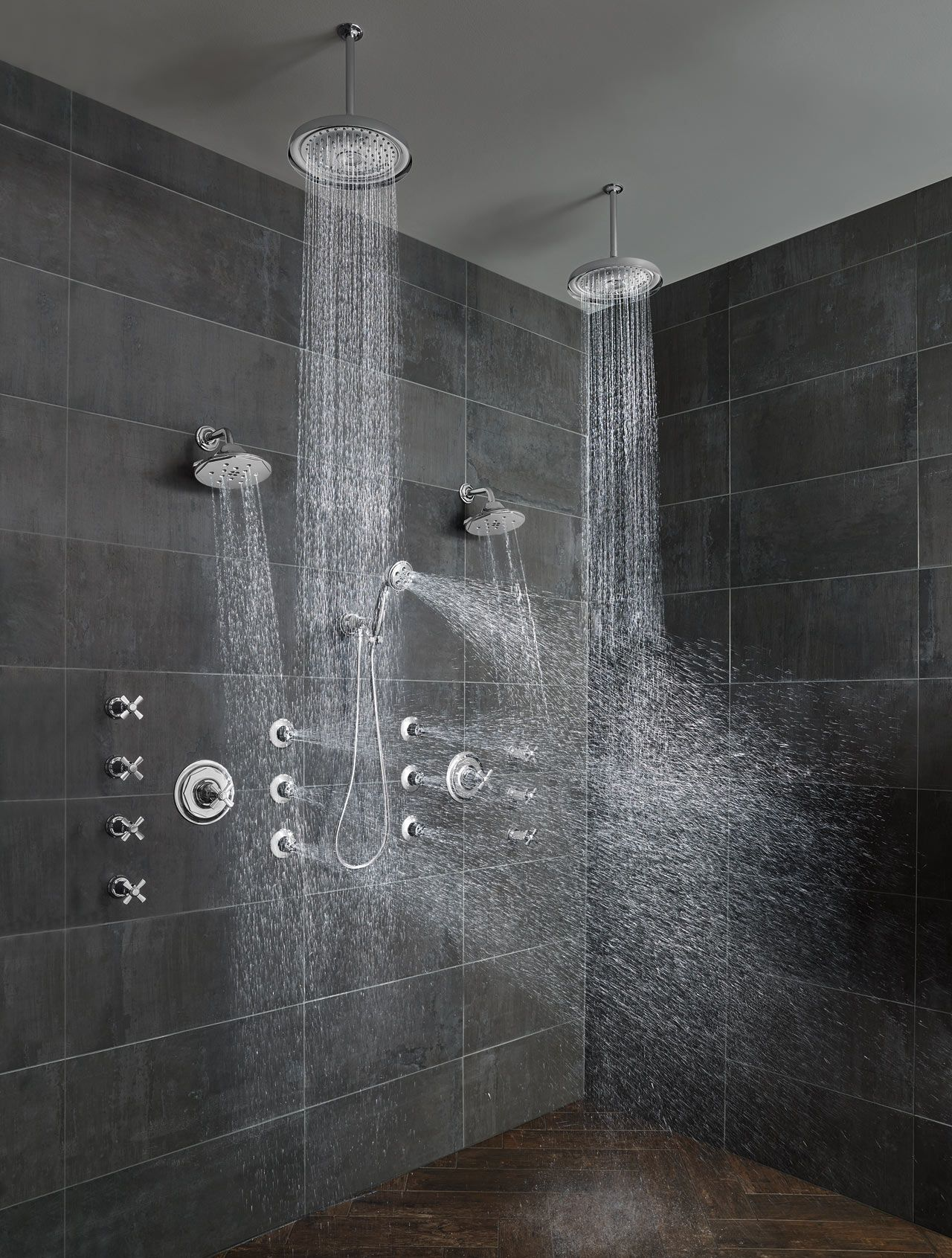 Rook Faucets for Your Bath | Shower remodel, Modern shower ...