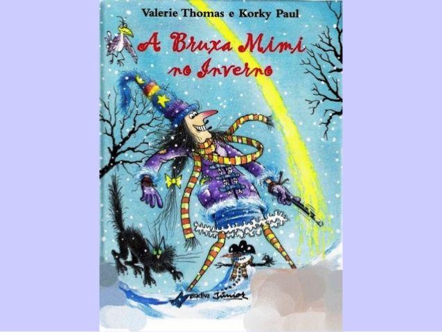 A Bruxa Mimi No Inverno Livros De Historias Livros De Historias