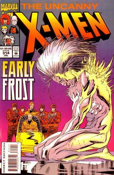Uncanny X-Men # 314 by Lee Weeks