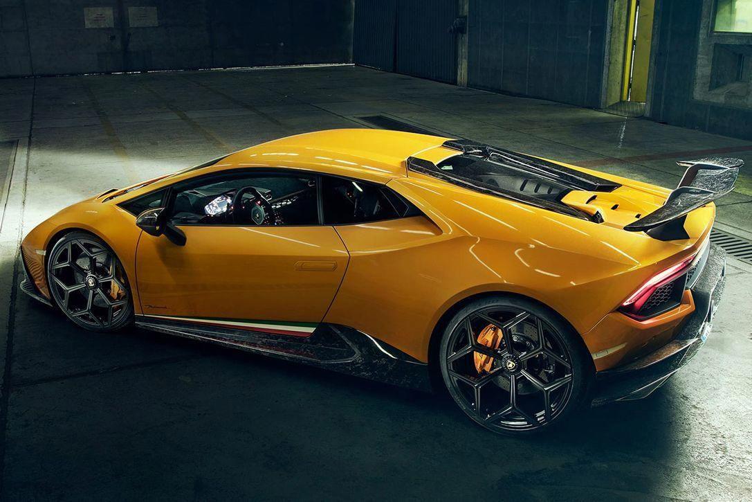 Novitec Lamborghini Huracan Performante Hiconsumption