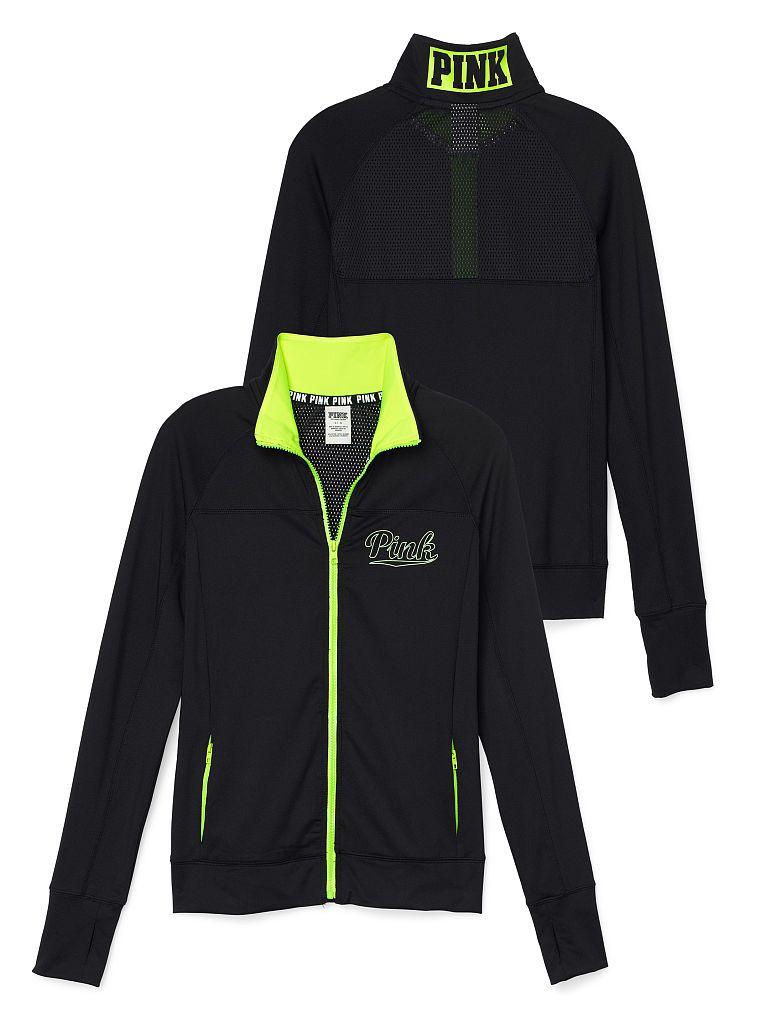 9cb7318d3b02c Ultimate Track Jacket - PINK - Victoria's Secret | victoriasecret ...