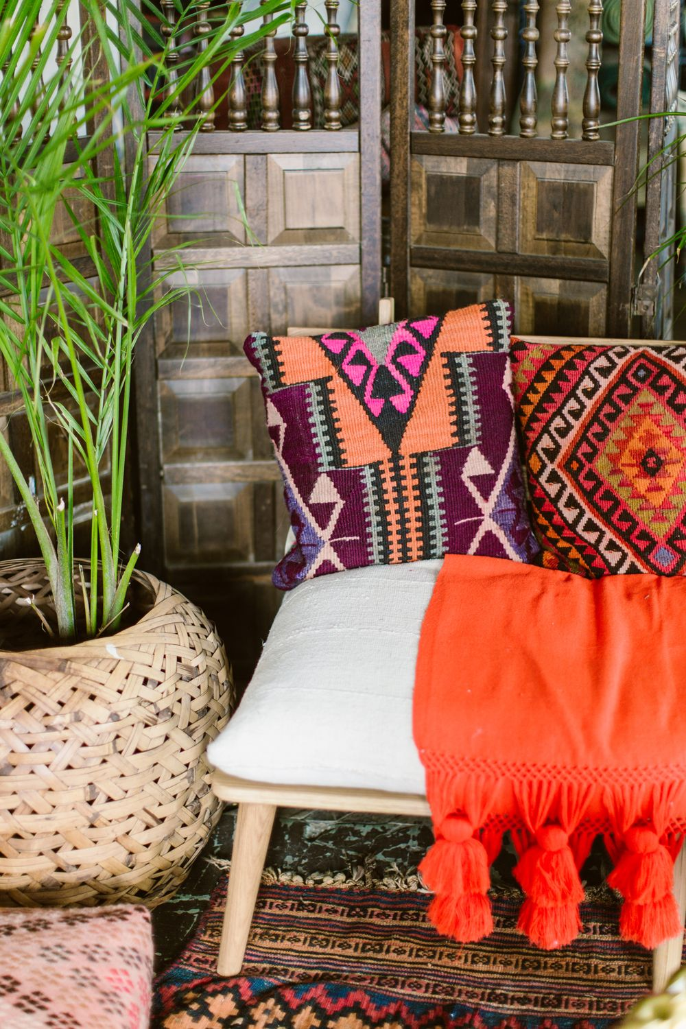 Amazing Maggpie Rentals, Philadelphia Styled Shoot, Bohemian Rentals, Brass  Moroccan Table, Ace Bench