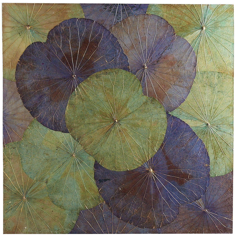 Lotus Leaves Wall Panel - Green  sc 1 st  Pinterest & Lotus Leaves Wall Panel - Green | Home | Pinterest | Lotus Walls ...