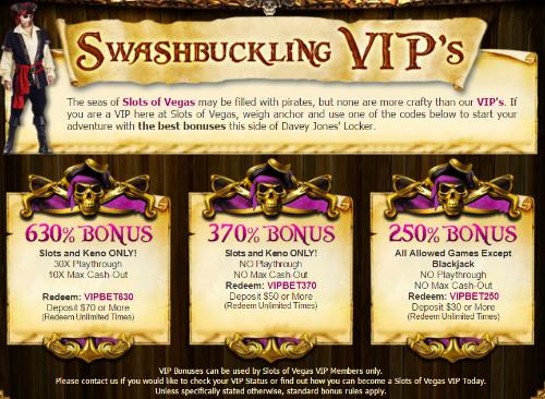 Casino las vegas no deposit bonus