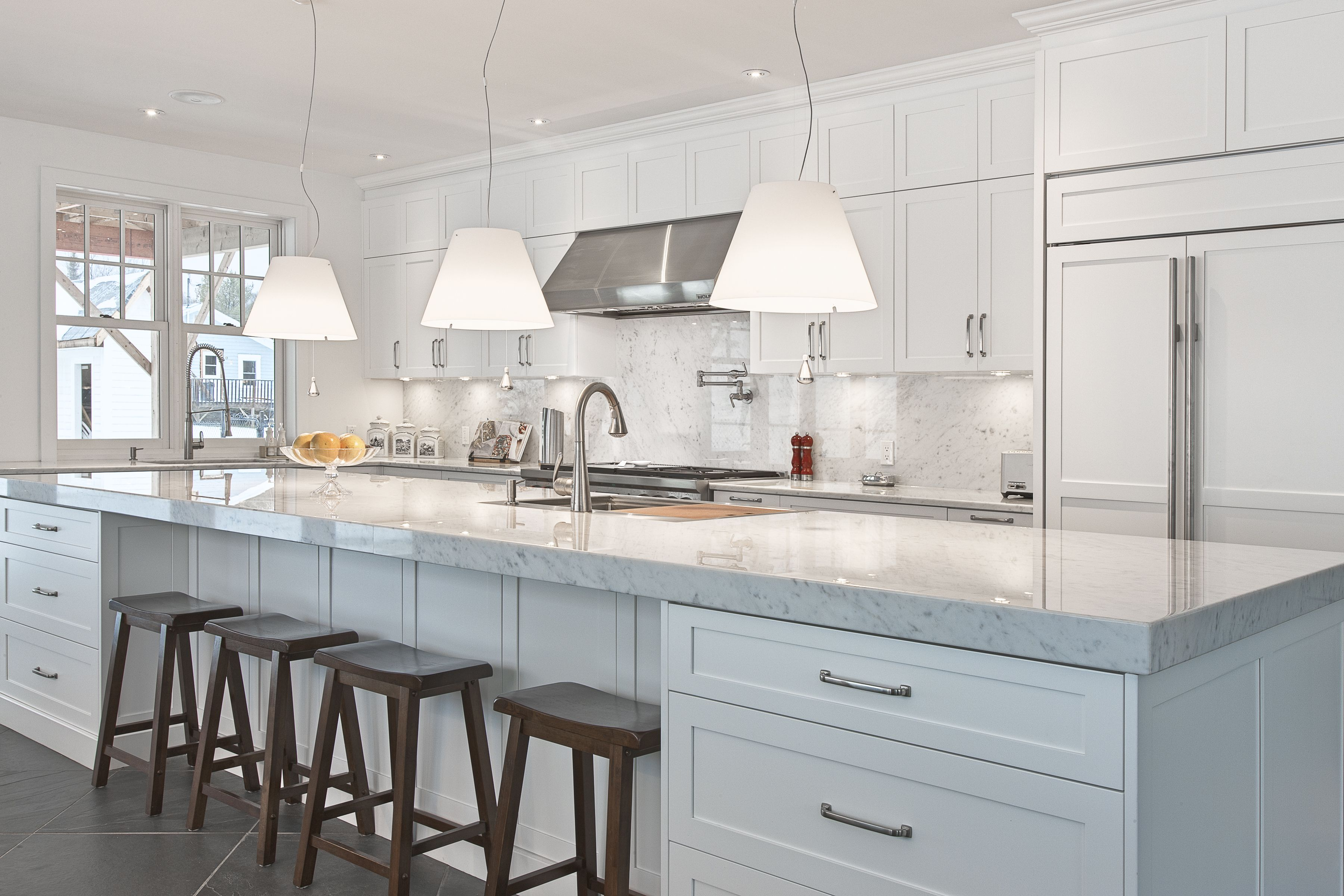 Best Cabico Custom Cabinetry Transitional Kitchen Design By 400 x 300