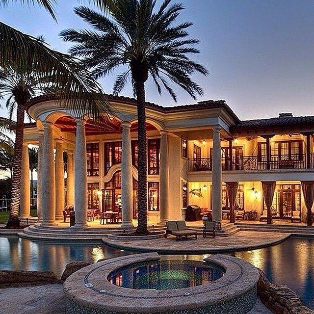 Queen Qatar Luxury Homes: Luxury Mediterranean Homes