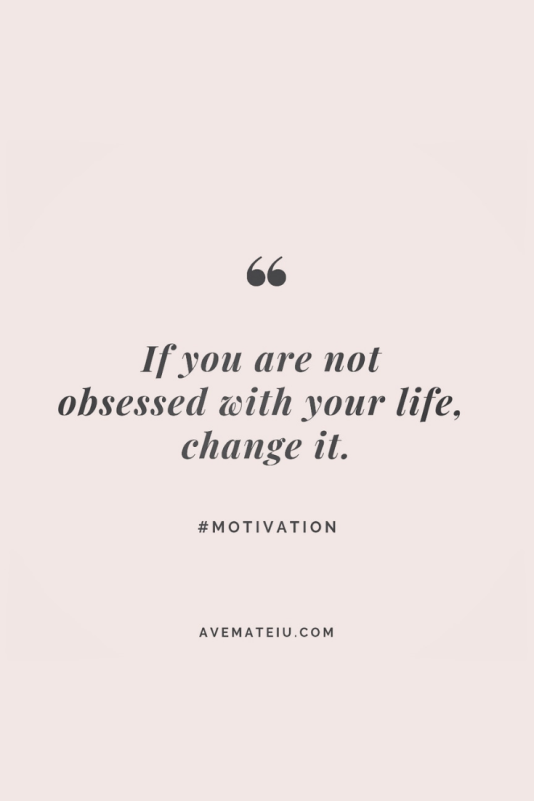 Motivational Quote Of The Day - January 1, 2019 - Ave Mateiu
