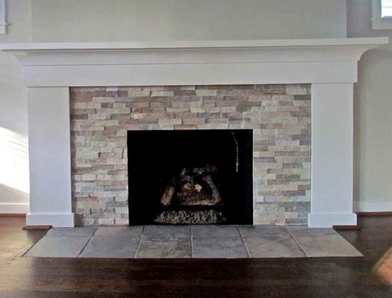 Image Result For Fireplace Stone Or Tile Ideas Stone Tile